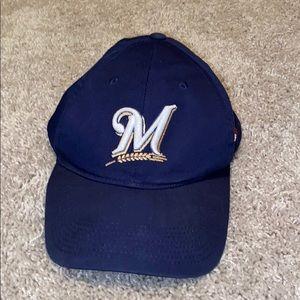 Milwaukee Brewers Baseball Hat